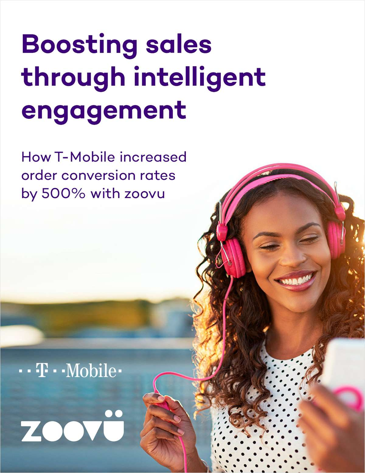 T-mobile case study: Boosting sales through intelligent engagement