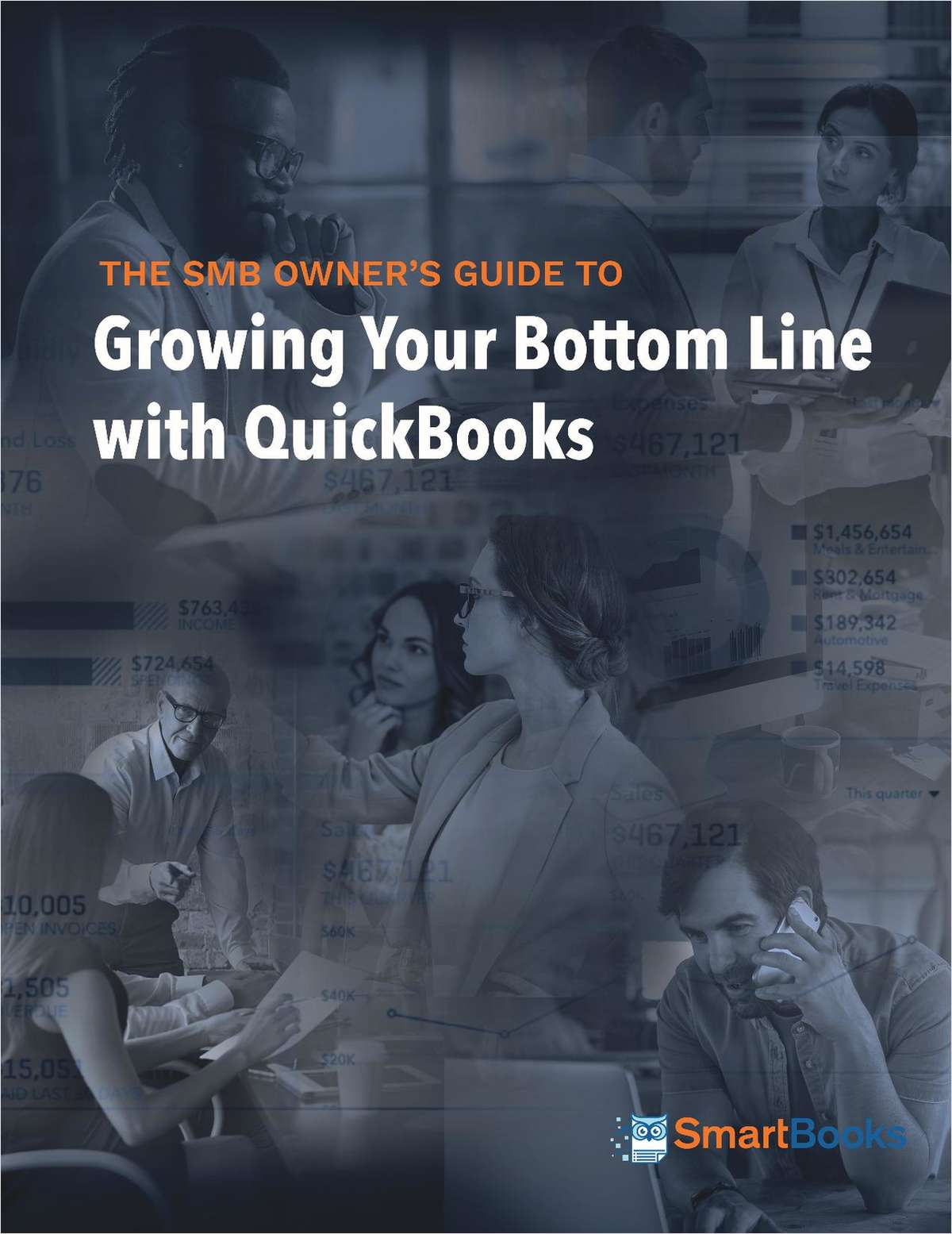 The SMB Owner's Guide to Growing Your Bottom Line with QuickBooks