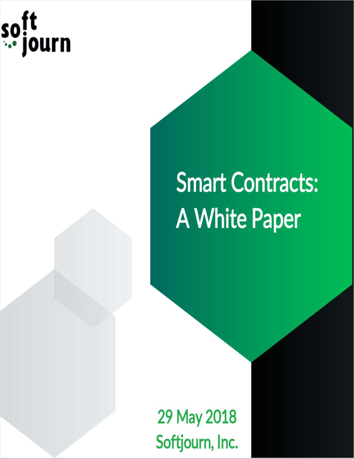 Blockchain Technology: A Case for Smart Contracts in the Financial Industry