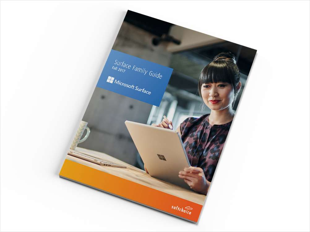Guide To Microsoft Surface Devices