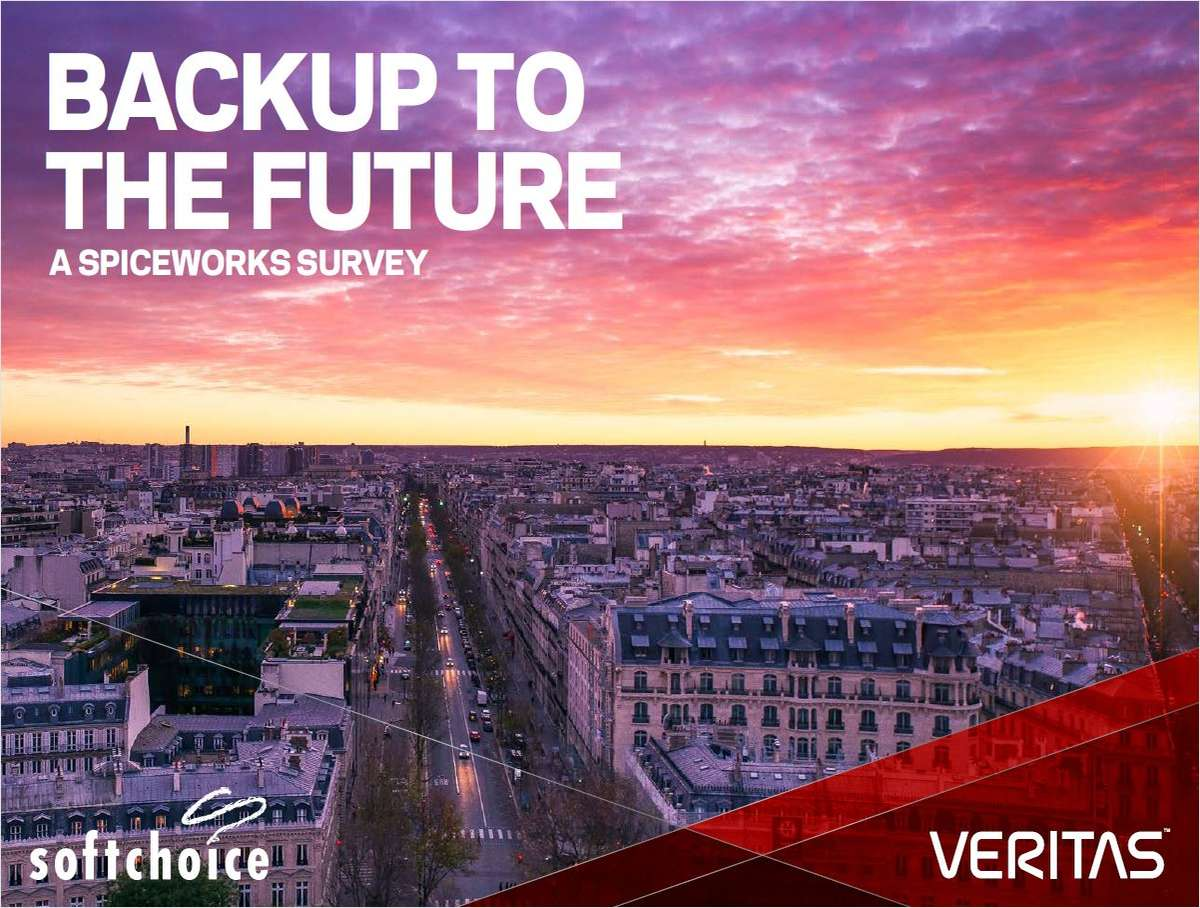 Backup To The Future:A Survey on How Companies Backup