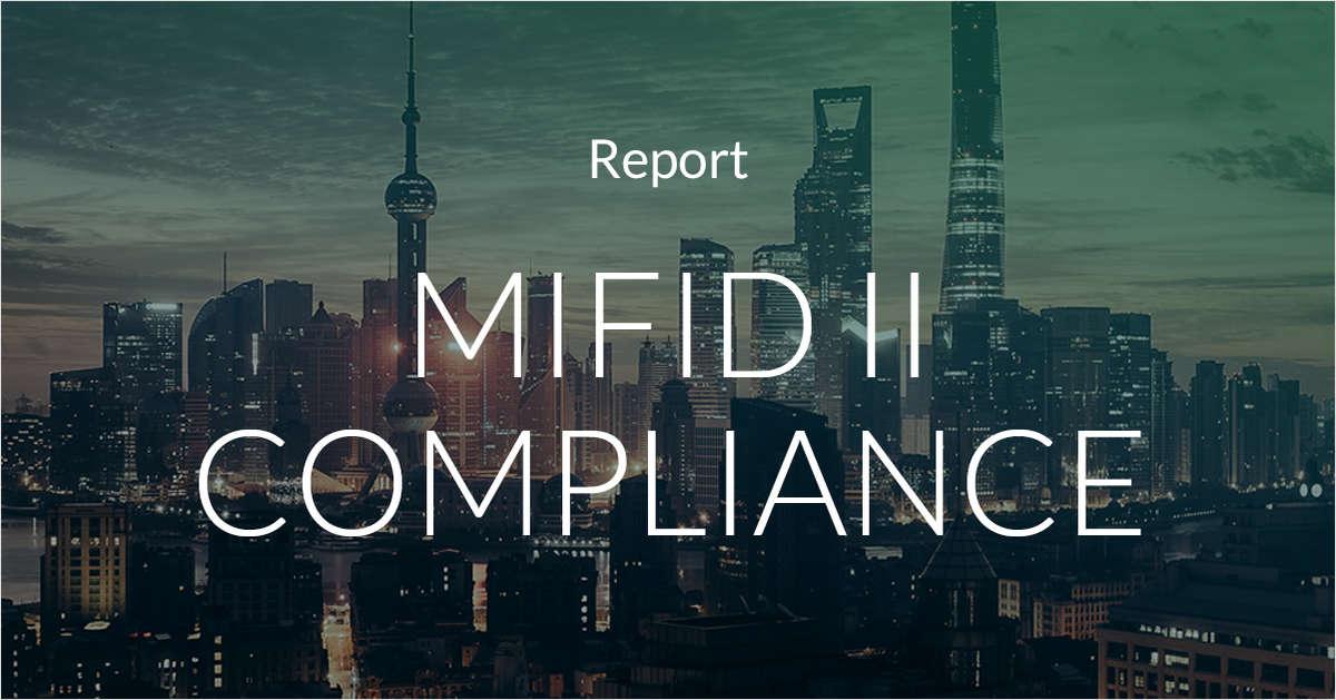 How the Cloud Ensures MiFID II Compliance