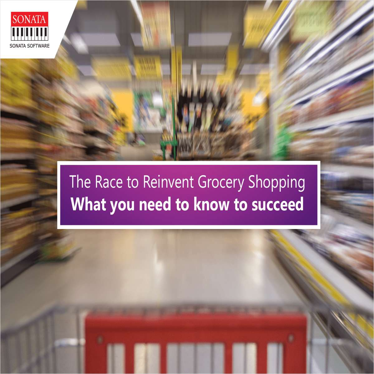 Decoding the Race to Transform Grocery Shopping