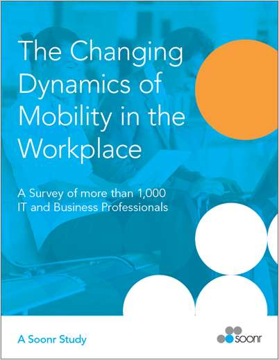 SURVEY: The Changing Dynamics of Mobility in the Workplace