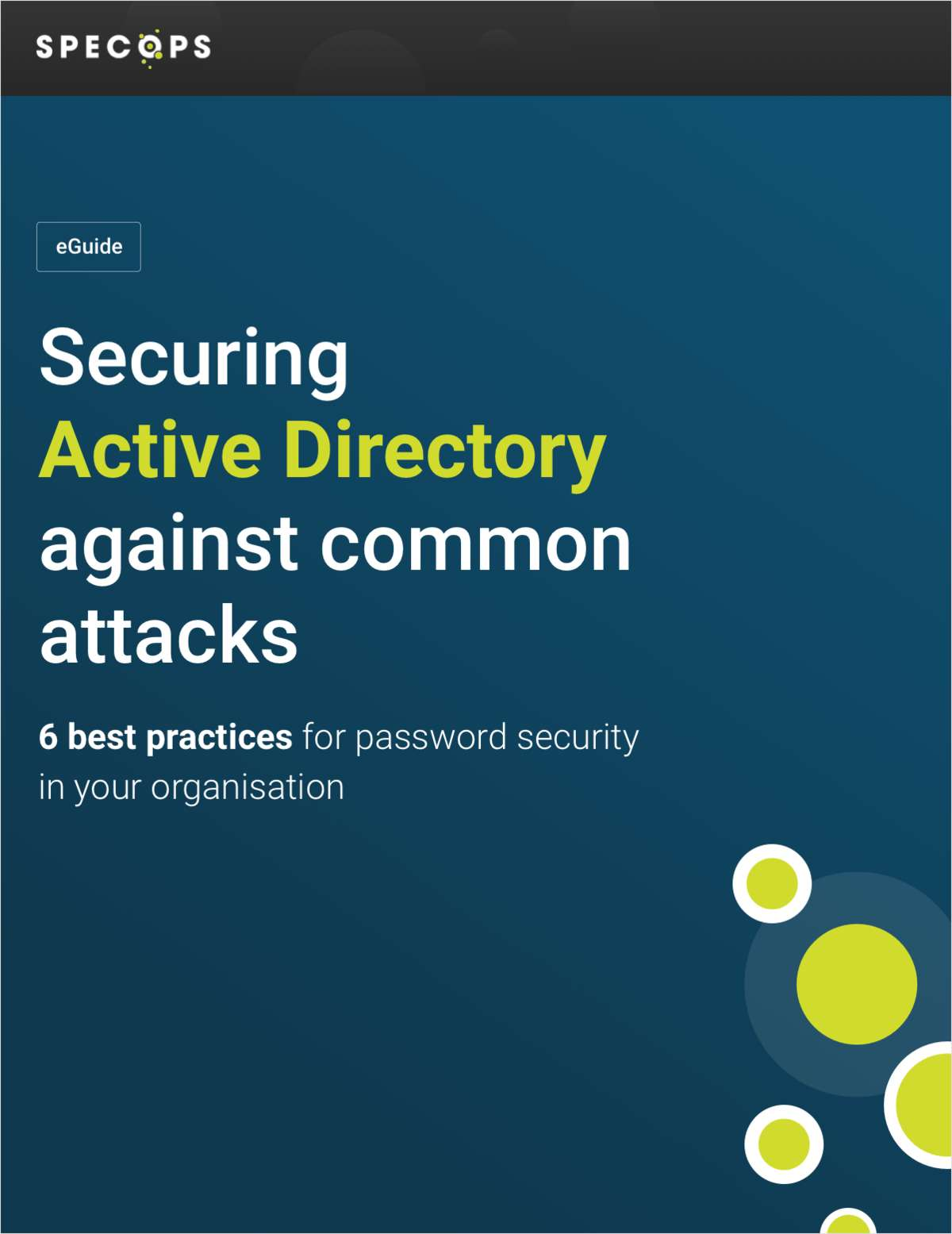 Securing Active Directory Against Common Attacks