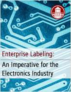 Enterprise Labeling: An Imperative for the Electronics Industry