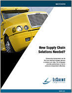 New Supply Chain Solutions Needed?