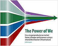 The Power of We: Creating a Shared Infrastructure for Product Distribution