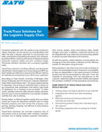 Track/Trace Solutions for the Logistics Supply Chain