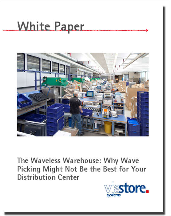 The Waveless Warehouse: Why Wave Picking might Not Be the Best for Your Distribution Center