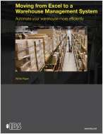 Moving from Excel to a Warehouse Management System
