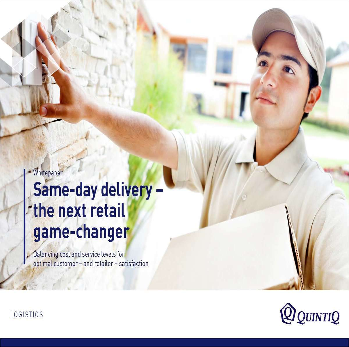 Same-Day Delivery: The Next Retail Game Changer
