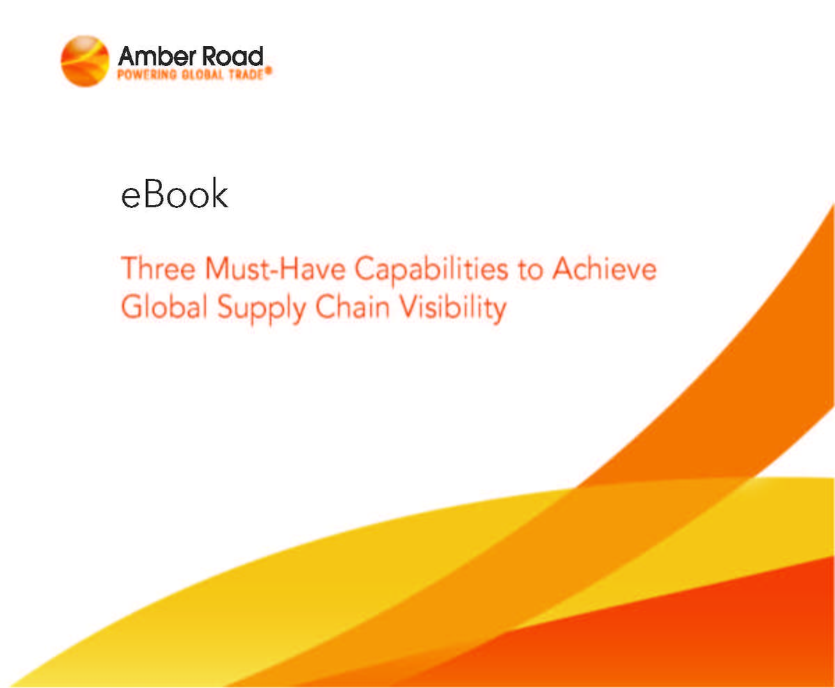 Three Must-Have Capabilities to Achieve Global Supply Chain Visibility