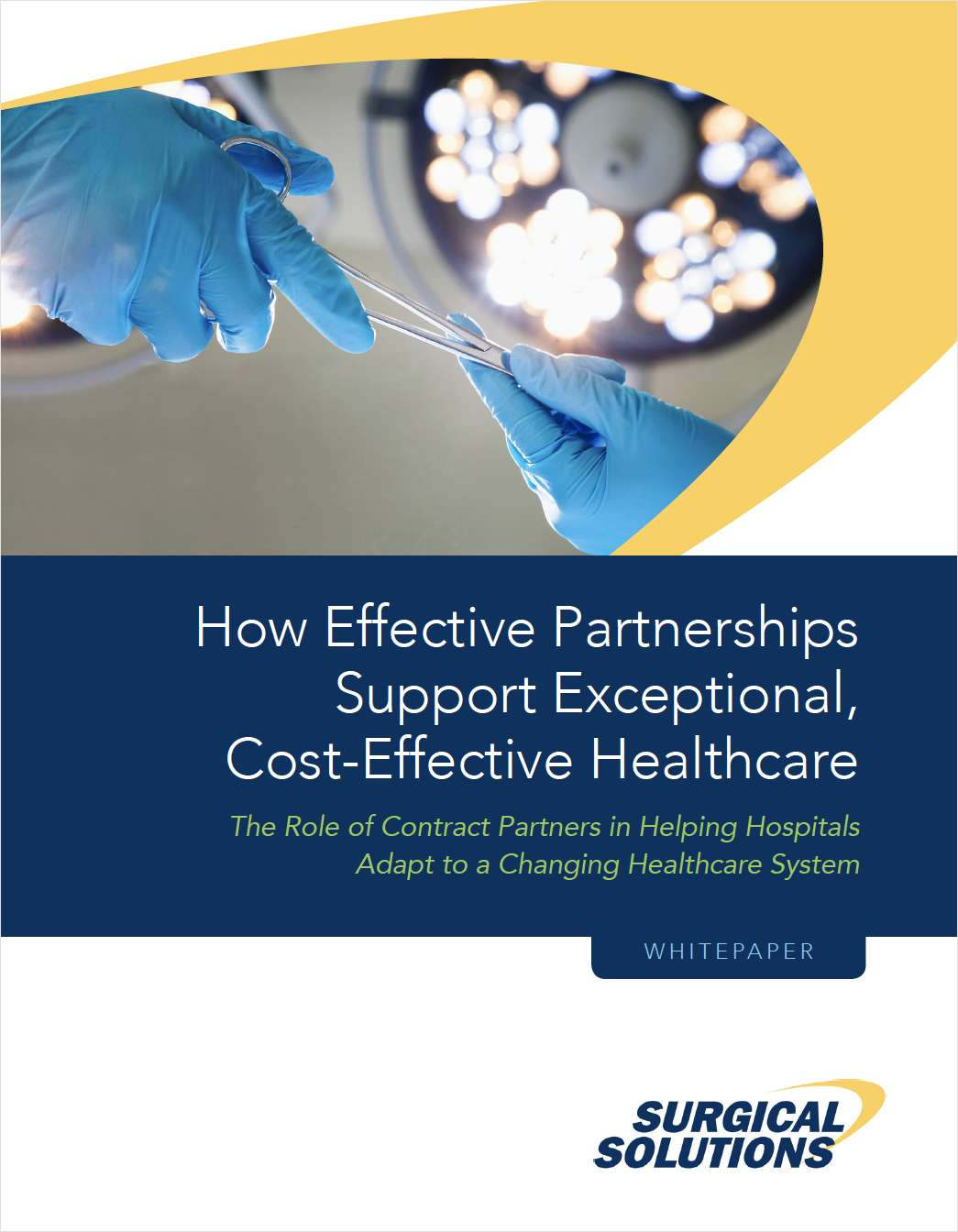 How Effective Partnerships Support Exceptional, Cost-Effective Healthcare