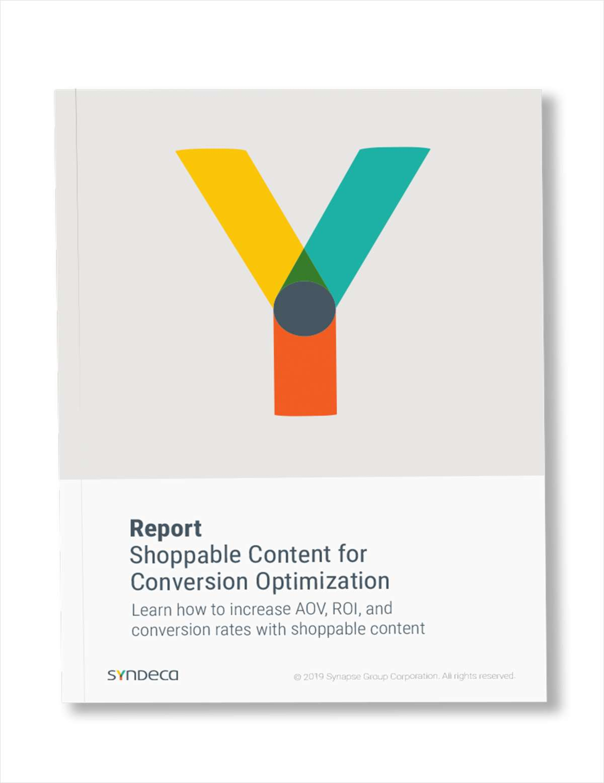 Report: Conversion Optimization with Shoppable Content