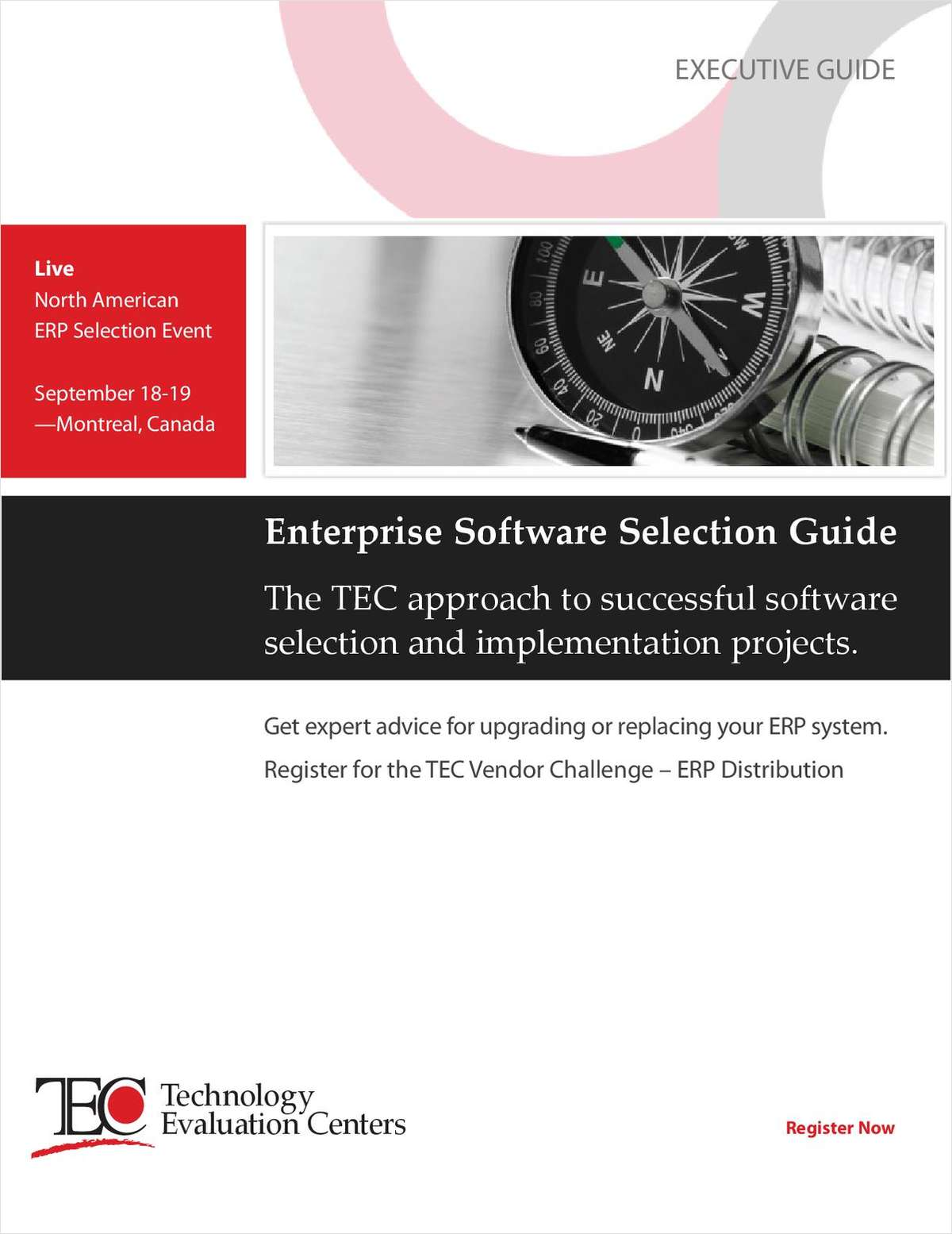 Executive Guide to Successful Software Selection