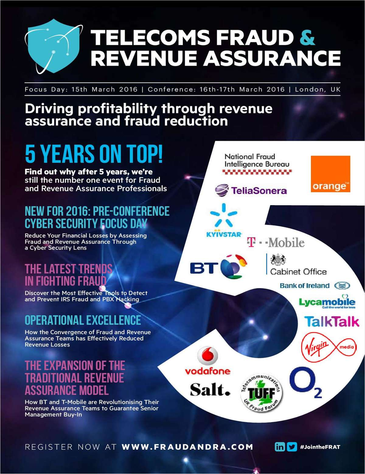 Telecoms Fraud and Revenue Assurance