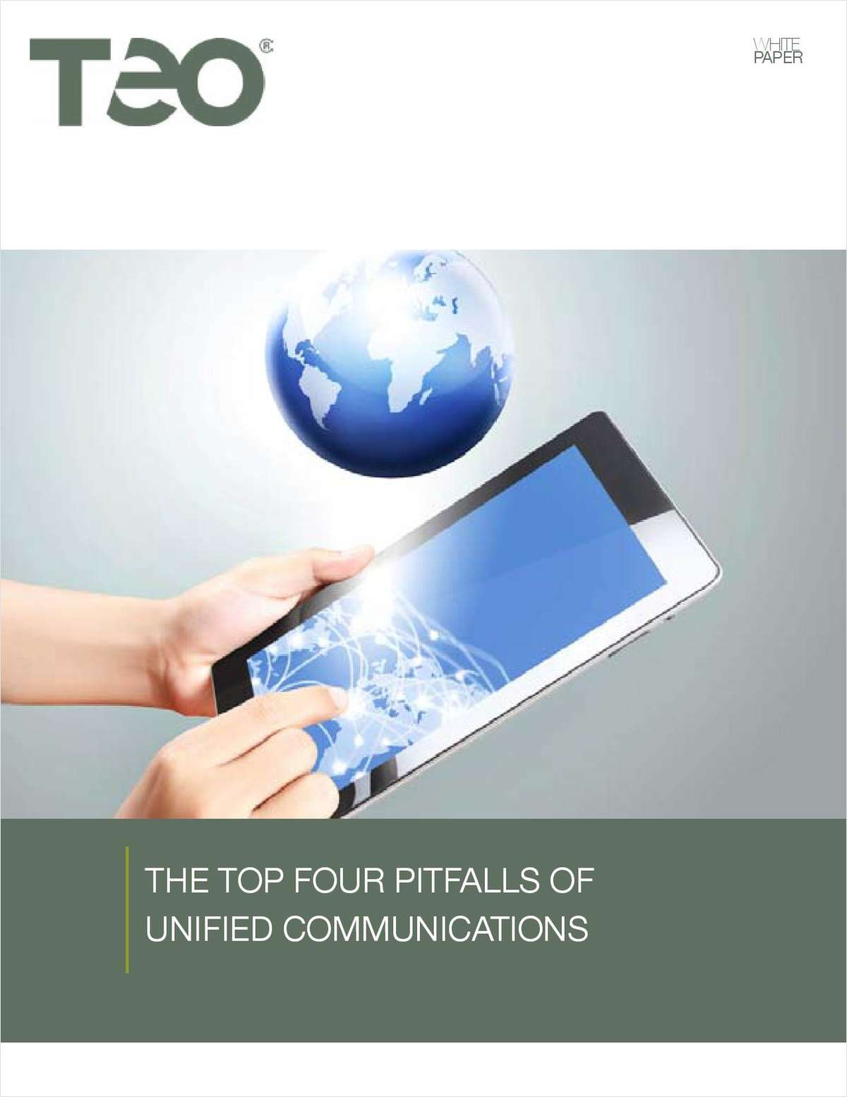 Top Four Pitfalls of Unified Communications