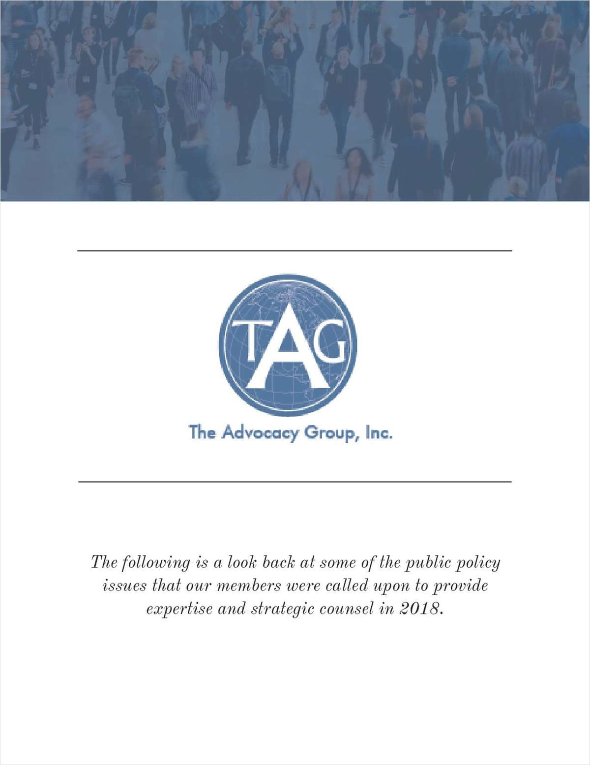 Advocating the Right Way: Resolving Public Policy Issues