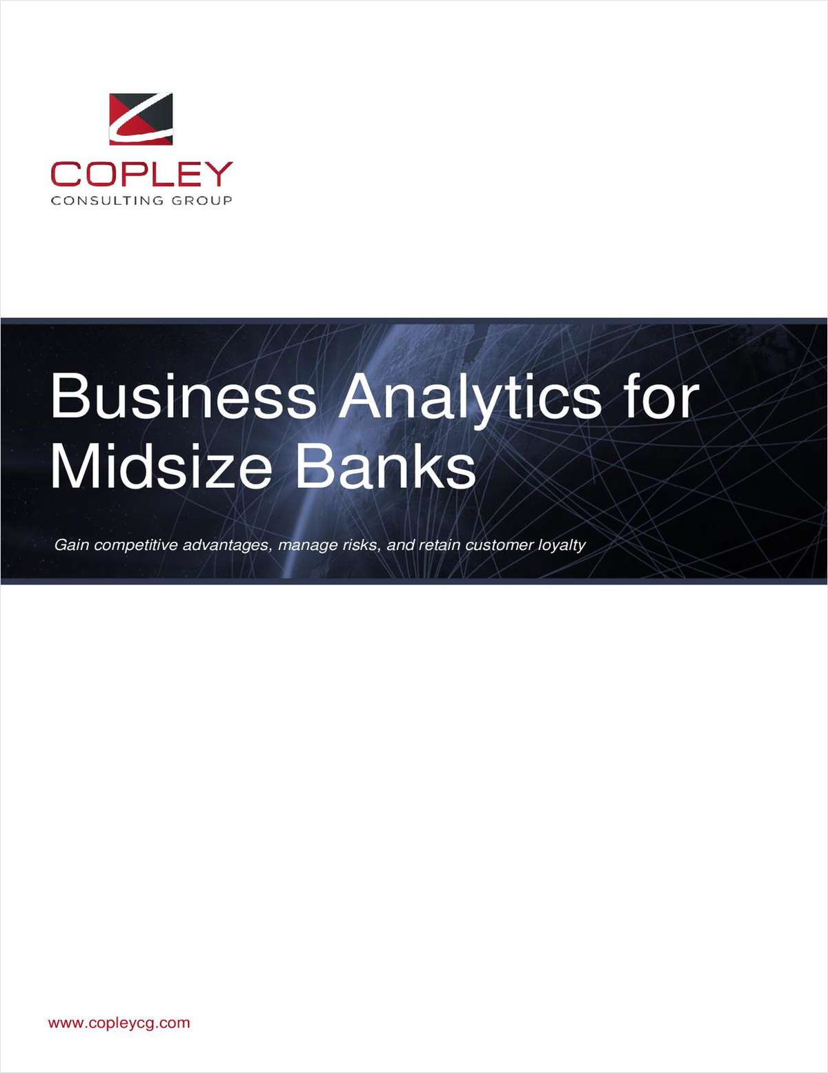 Business Analytics for Midsize Banks