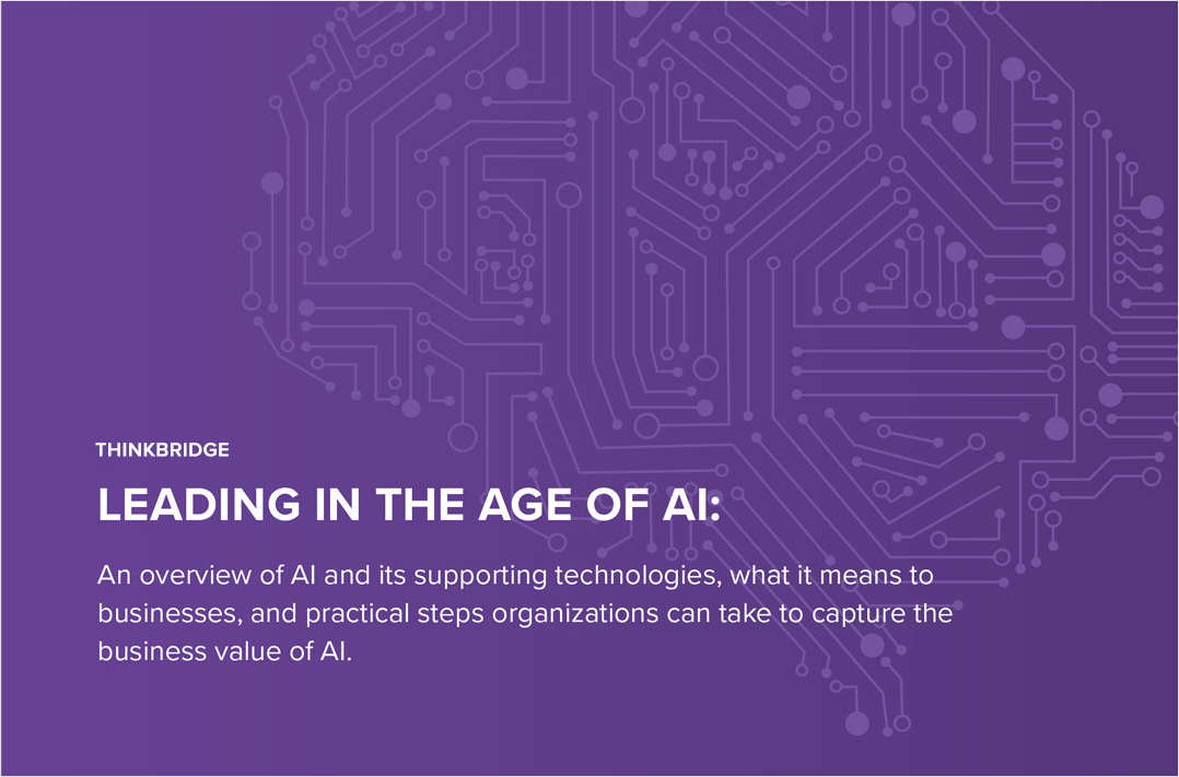 Leading in the Age of AI
