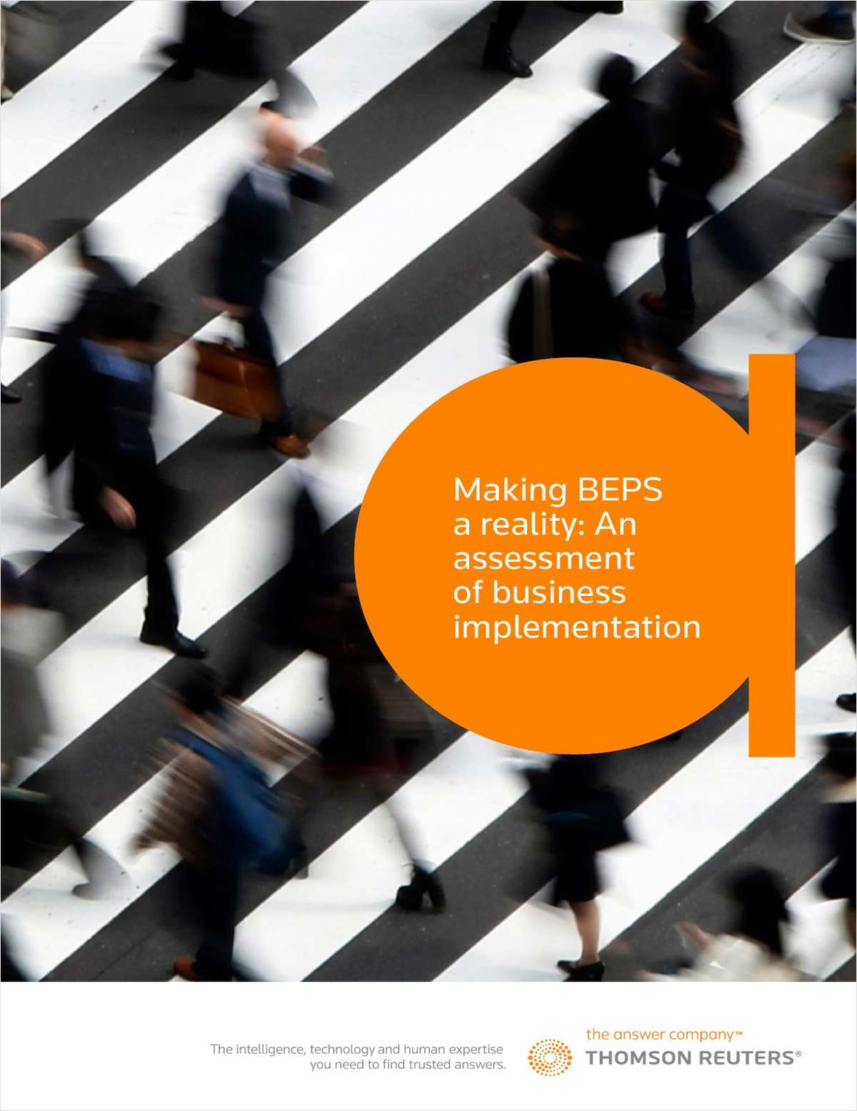 Making BEPS a reality: An assessment of business implementation
