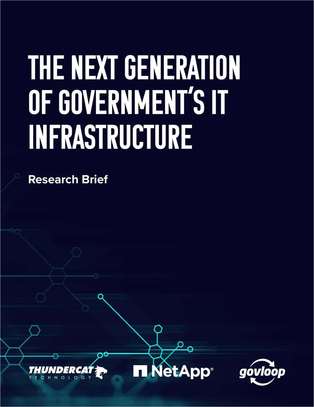 The Next Generation of Government's IT Infrastructure