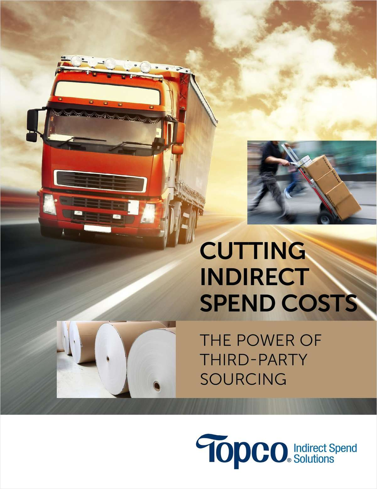 Cutting Indirect Spend Costs: The Power of Third-Party Sourcing