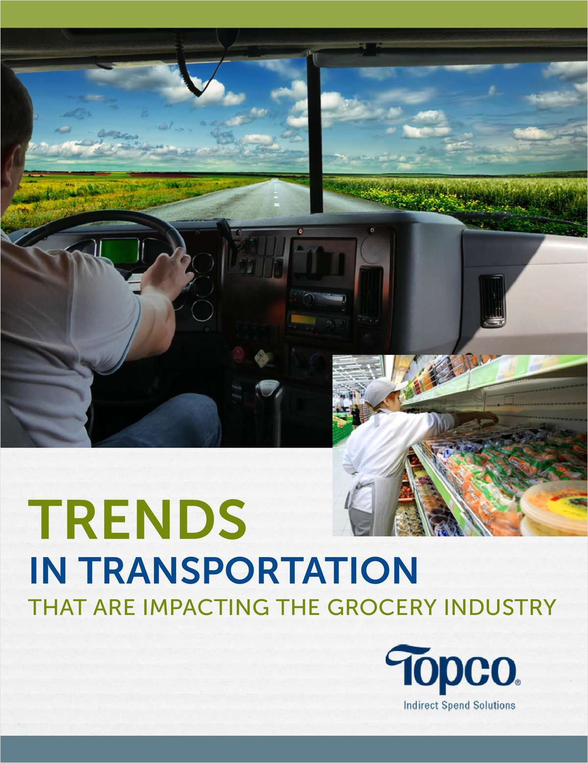 Trends in Transportation That Are Impacting the Grocery Industry