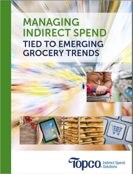 Five Emerging Trends for Supermarket Retailers