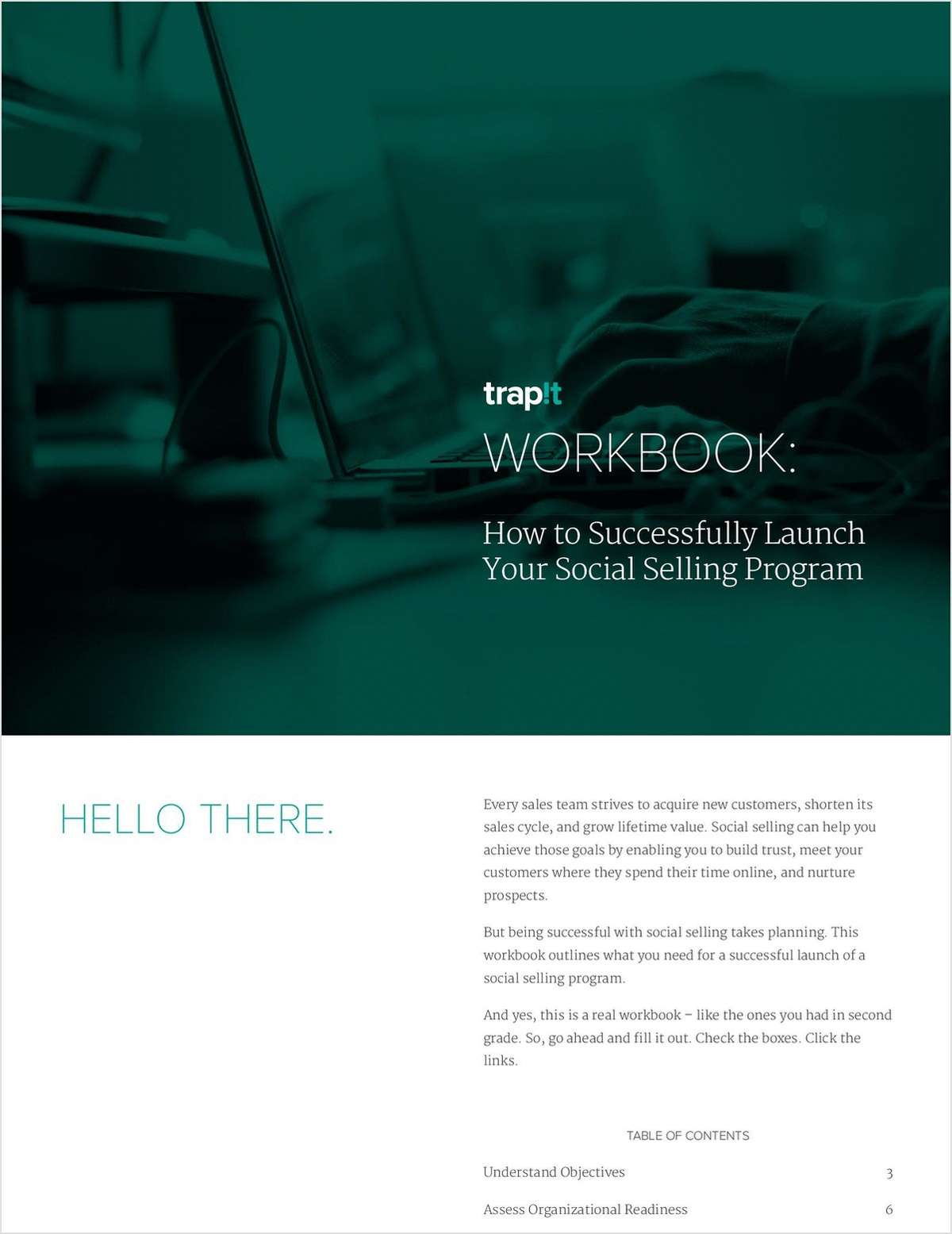 Your Social Selling Workbook