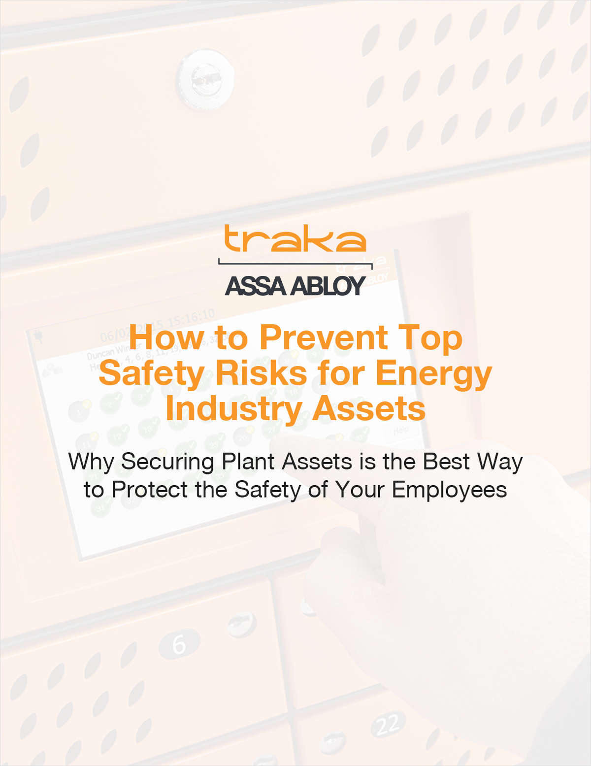 How to Prevent Top Safety Risks for Energy Industry Assets