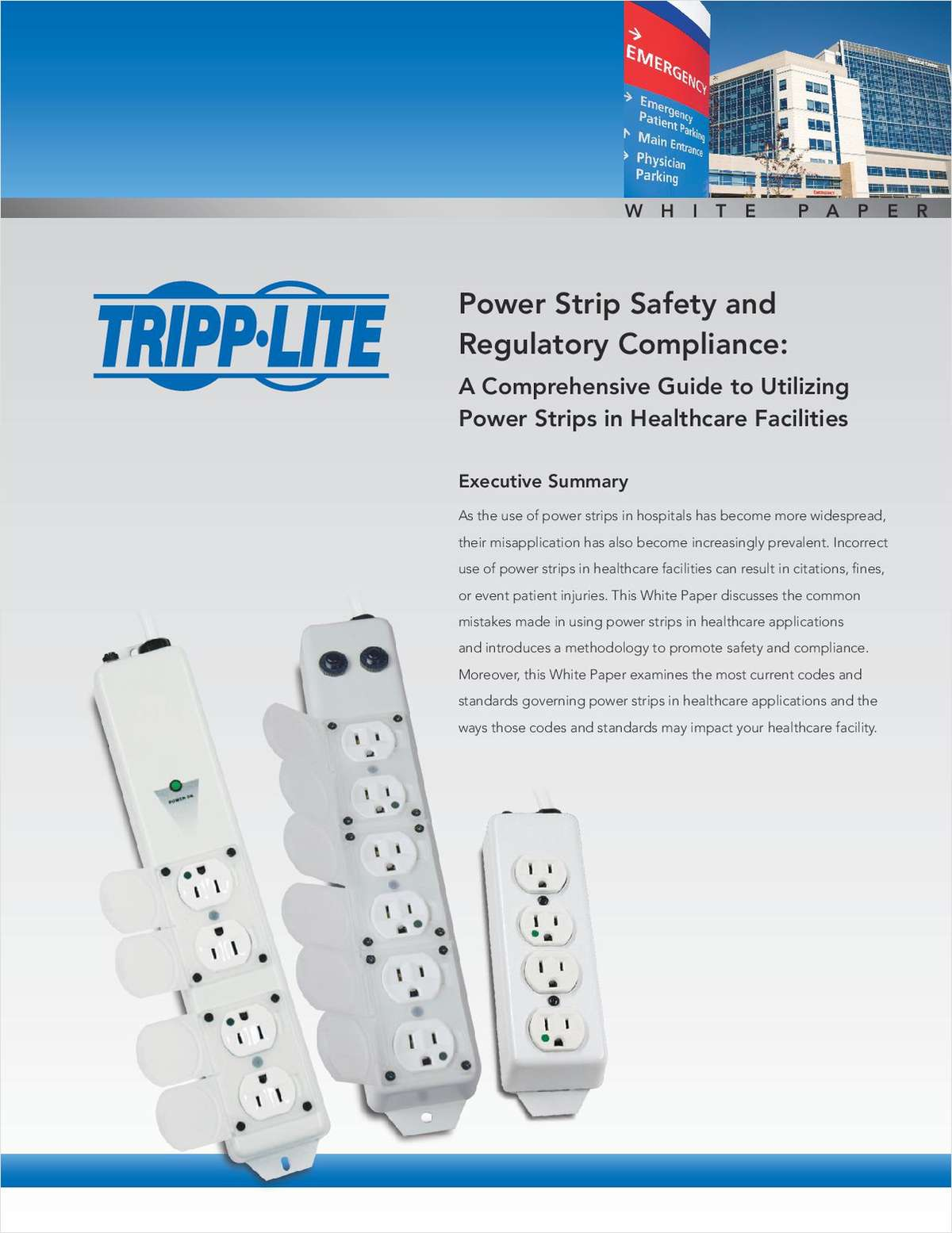 Power Strip Safety and Regulatory Compliance