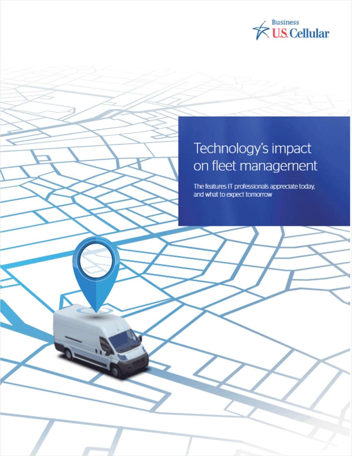Technology's Impact on Fleet Management