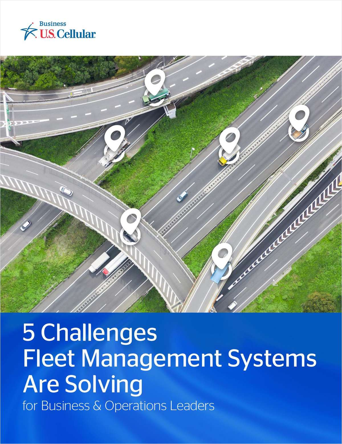 The 5 Challenges Fleet Management Systems Are Solving for Business and Operations Leaders