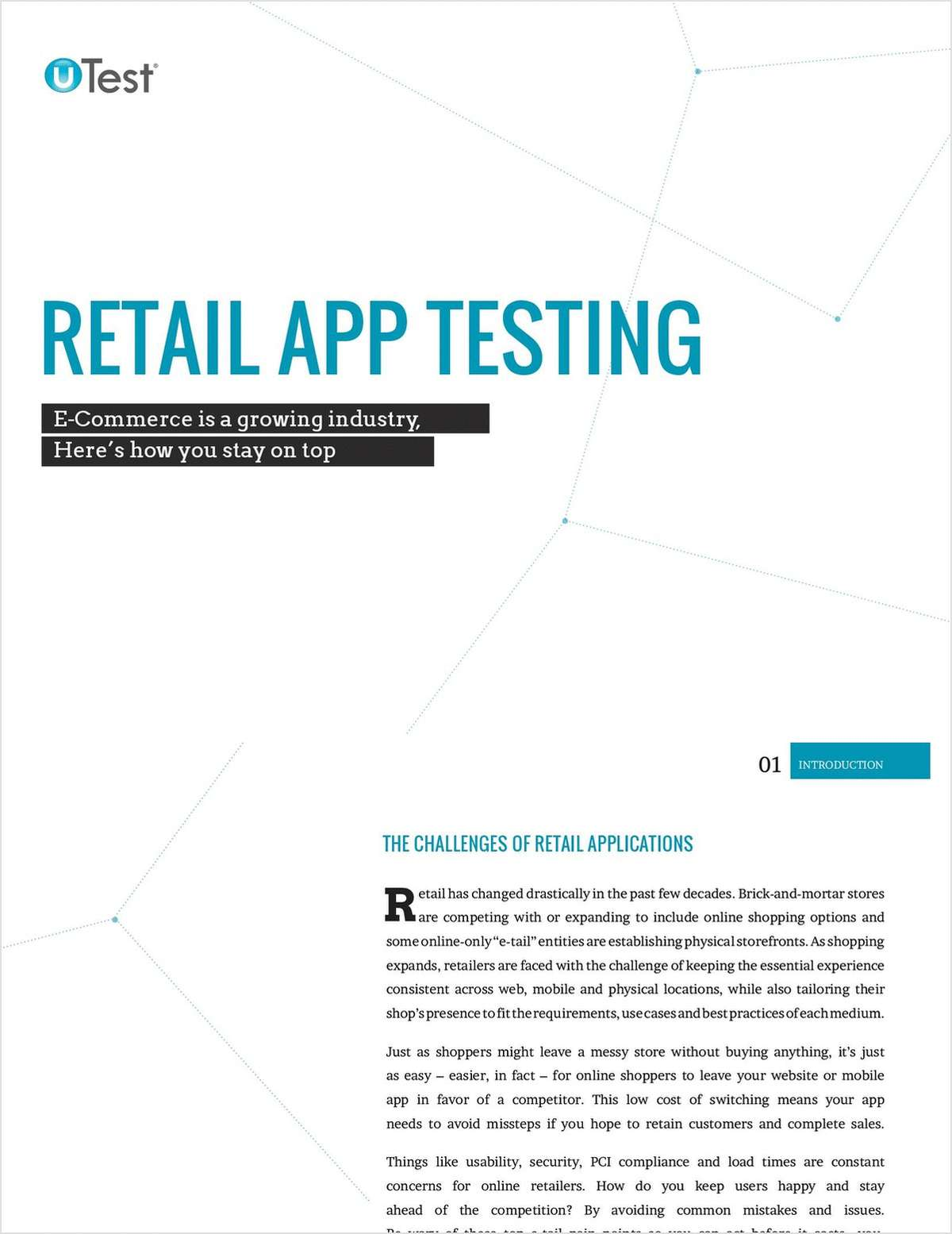 Retail App Testing - Learn the Benefits of In-The-Wild Testing