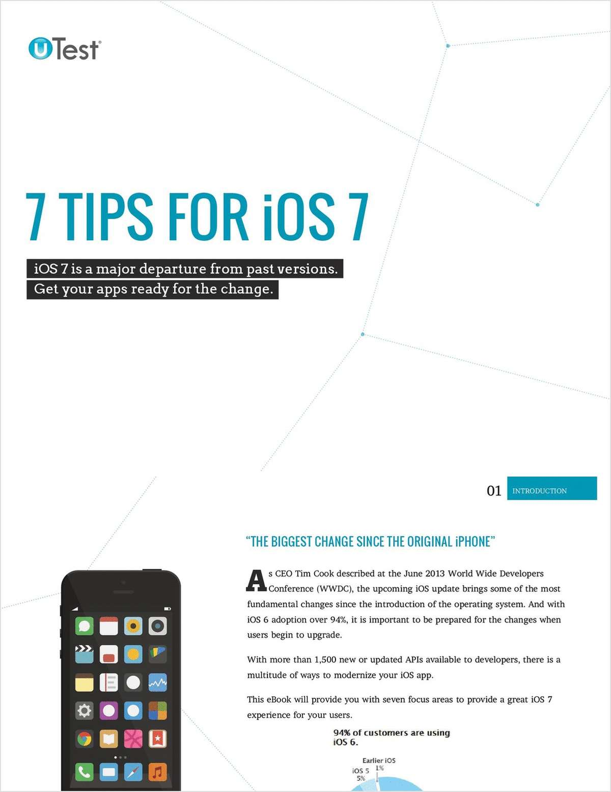 Seven Tips for iOS 7