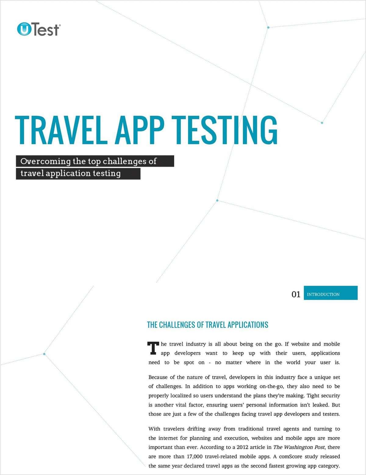 Travel App Testing