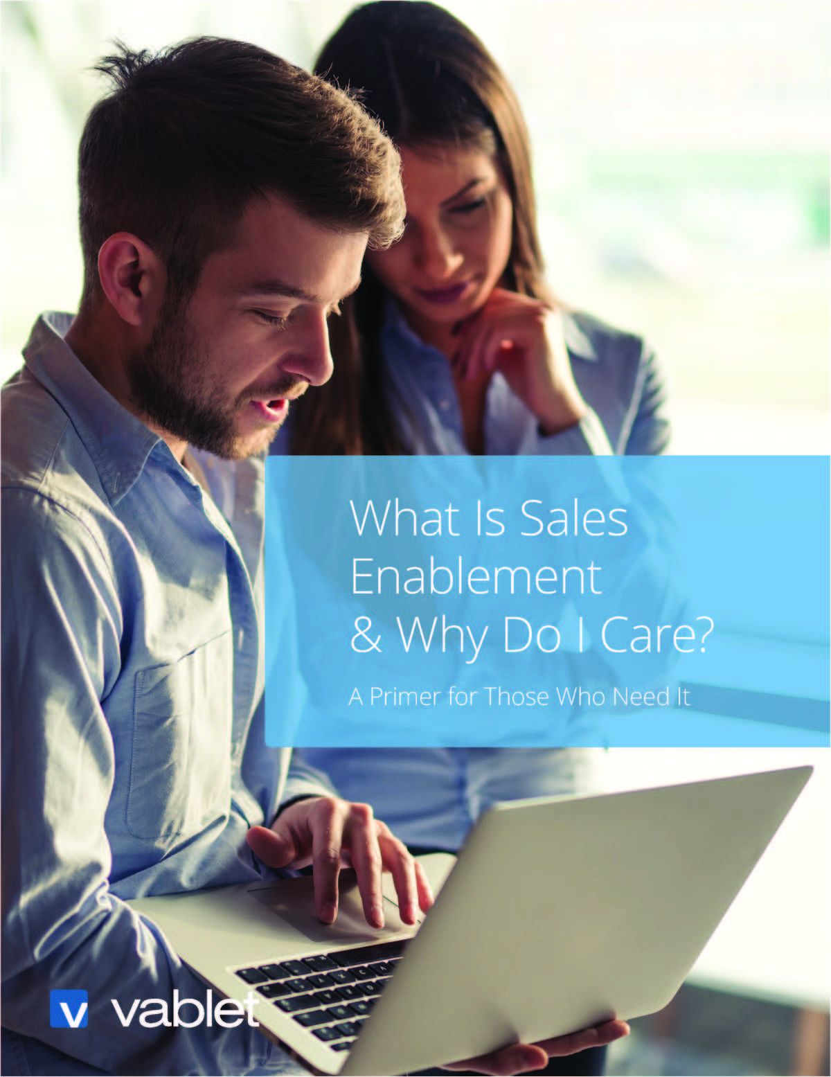 The Three Components of Sales Enablement