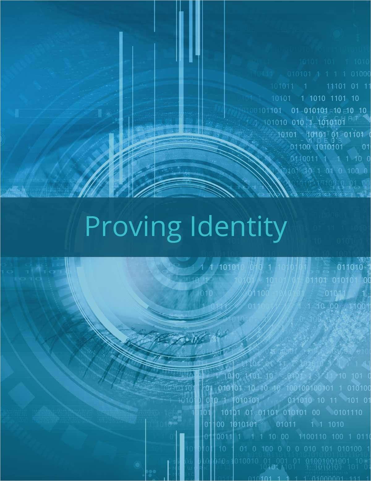 Proving Identity