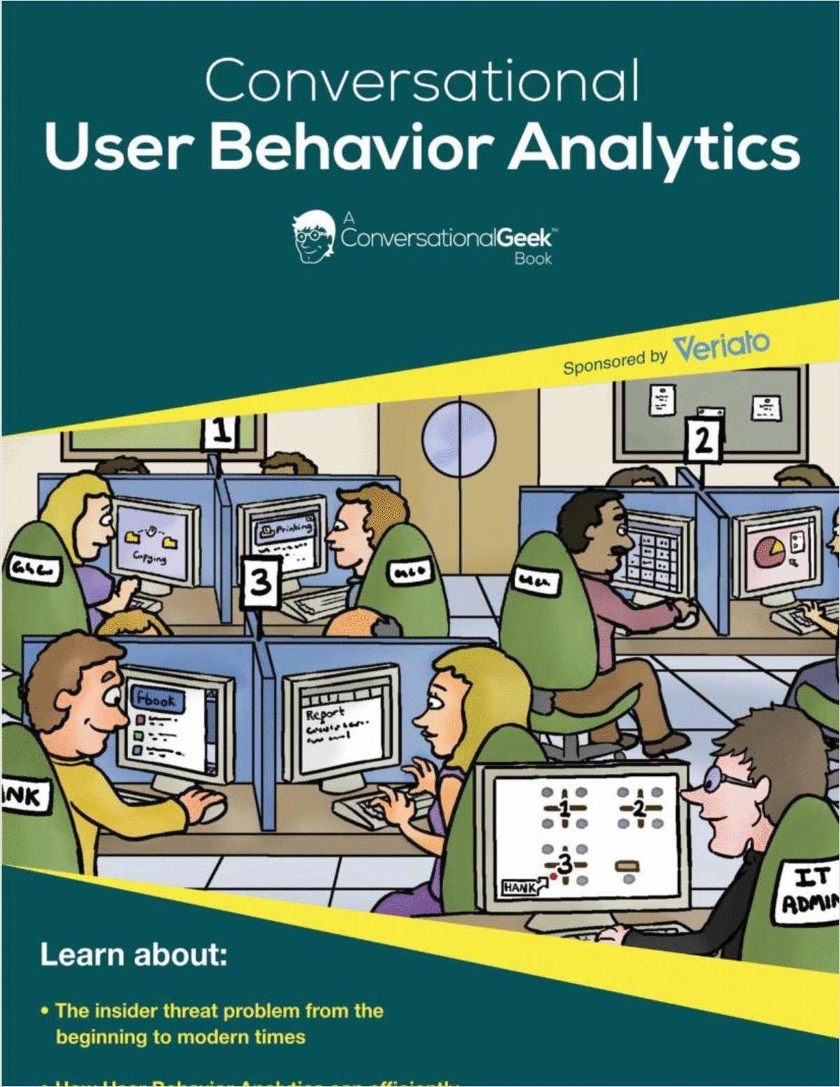 Conversational User Behavior Analytics