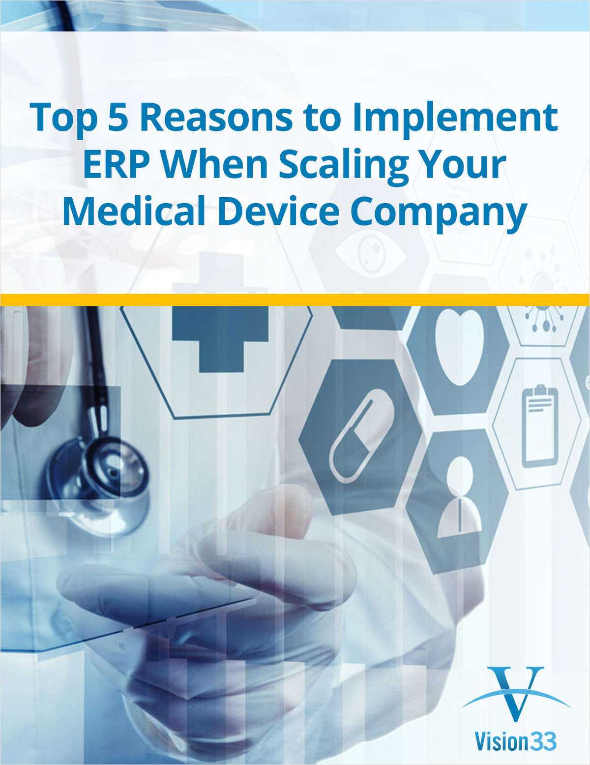 5 Reasons to implement ERP when scaling your medical device company