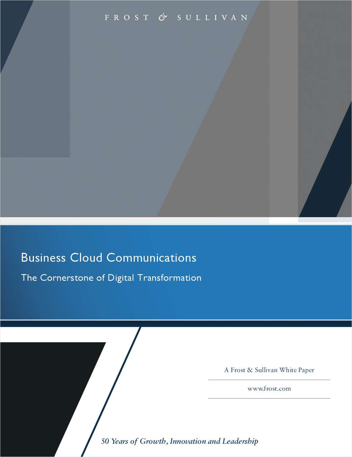 Business Cloud Communications: The Cornerstone of Digital Transformation