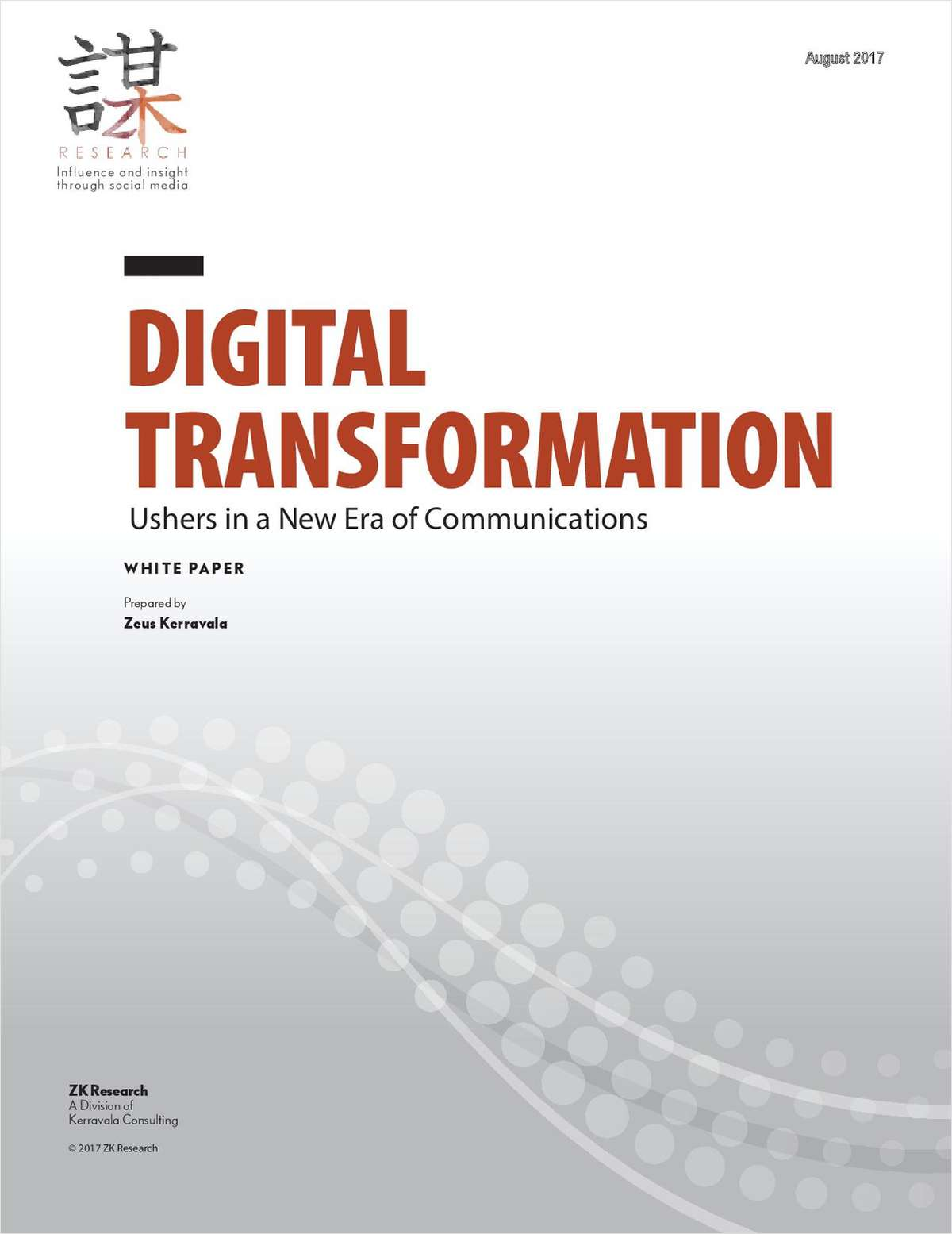 Digital Transformation Ushers in a New Era of Communications
