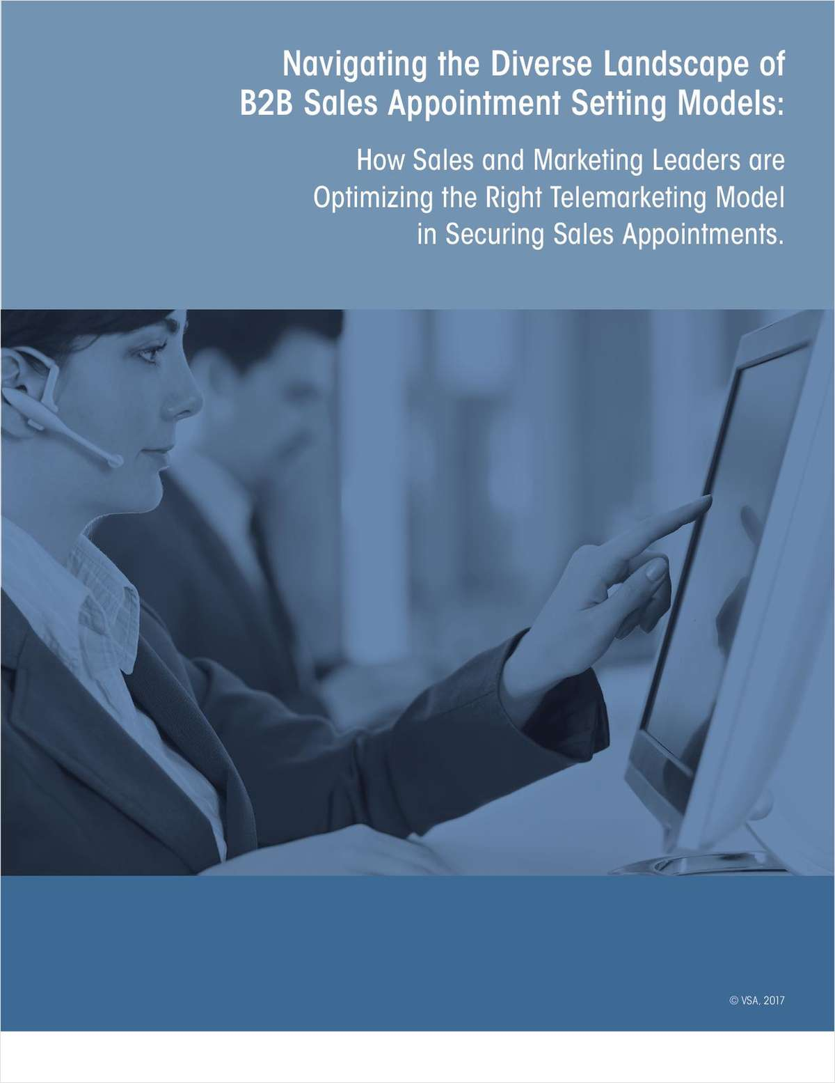 Navigating the Diverse Landscape of B2B Sales Appointment Setting Models