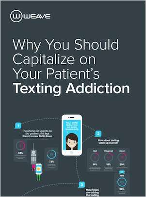 Why You Should Capitalize On Your Dental and Optometry Patients' Texting Addiction