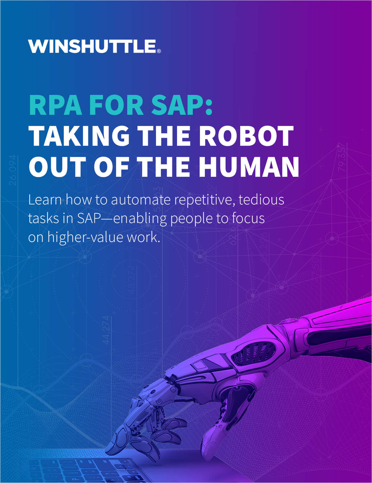 RPA For SAP: Taking the Robot Out of the Human