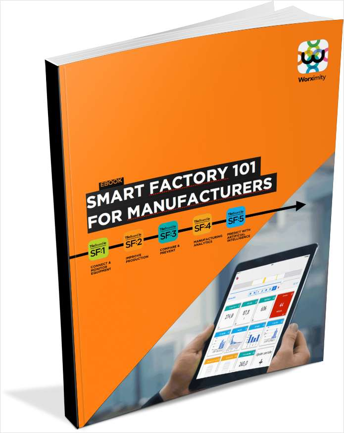 Smart Factory 101 for Food Manufacturers