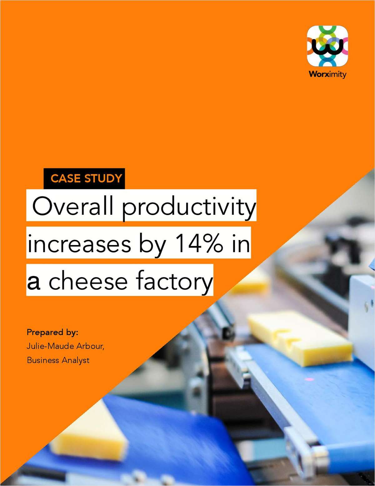 Overall Productivity Increases by 14% by Leveraging Industrial Internet of Things
