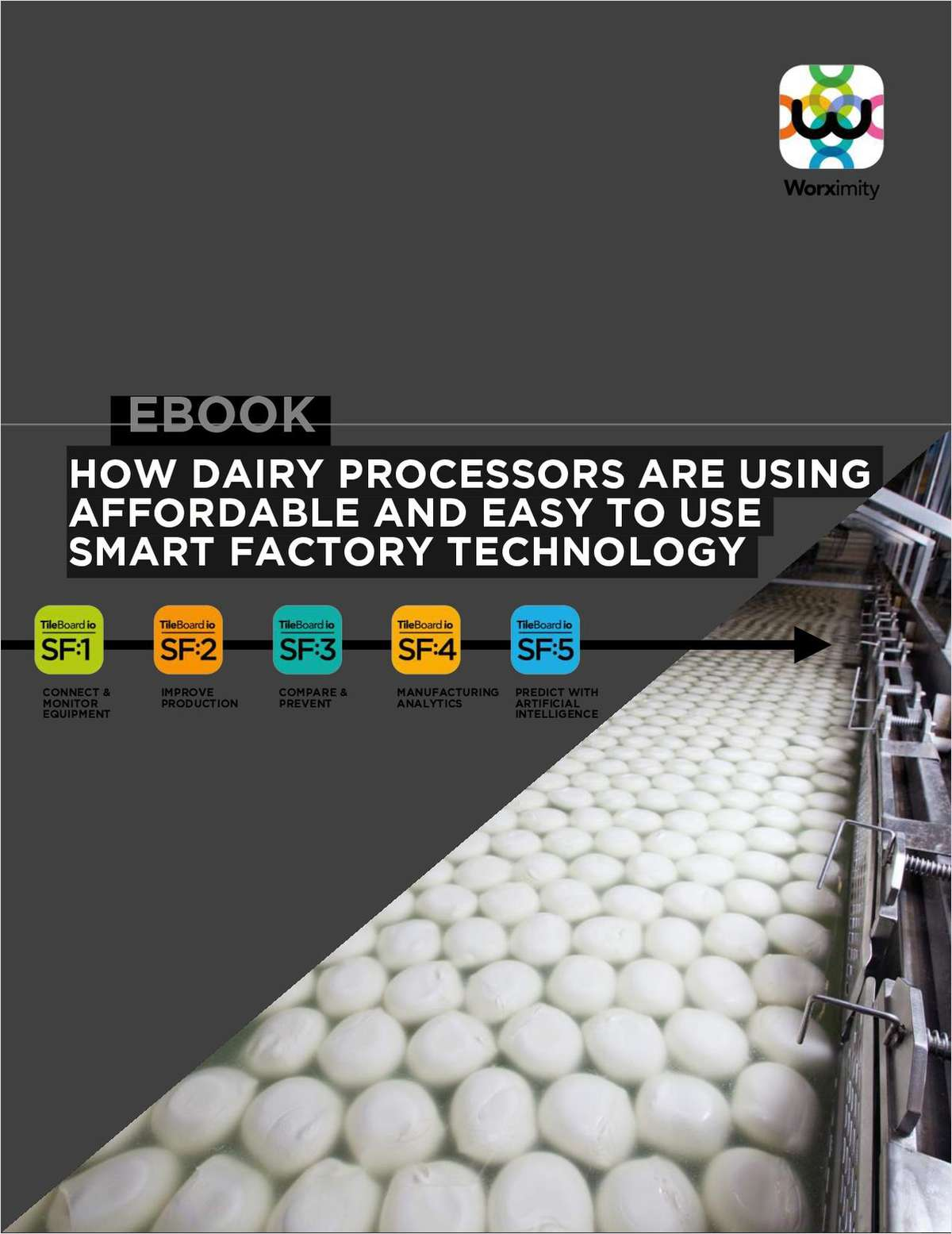How Dairy Processors Are Using Affordable and Easy to Use Smart Factory Technology